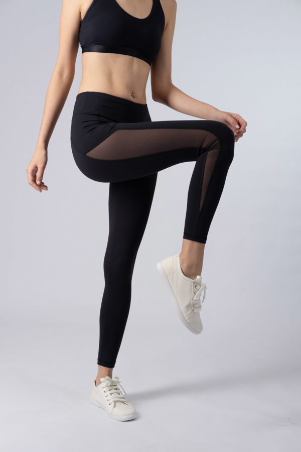 Break Limits Mesh Legging